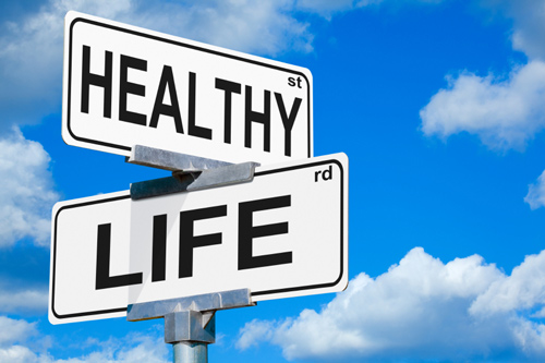 How do you approach your own health?