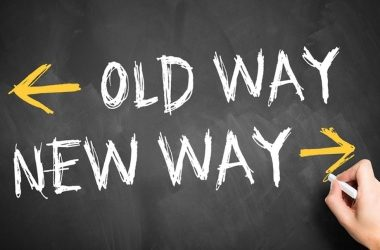 Old Ways and New Ways