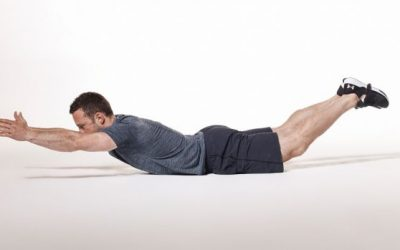 Another move for strong core & back muscles