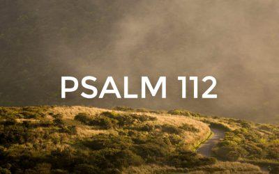 Psalm 112