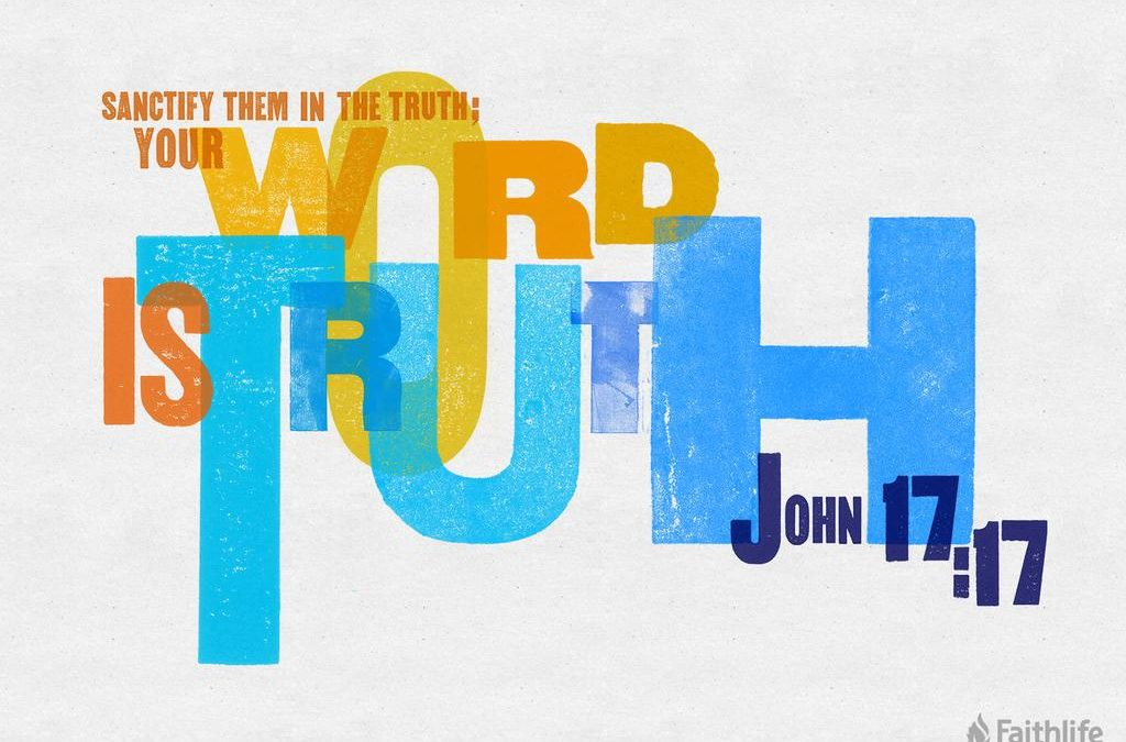 His Word is Truth