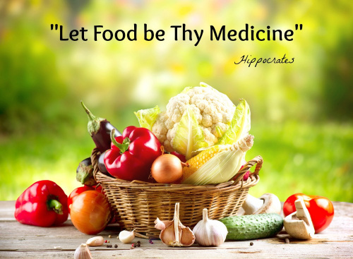 Let Food by Thy Medicine