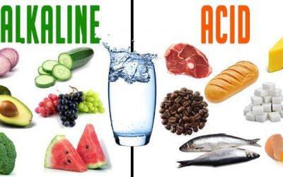 Alkaline diet VS Acidic diet