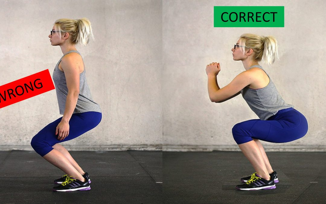 Squats…Real Function Series: Bodyweight Exercises