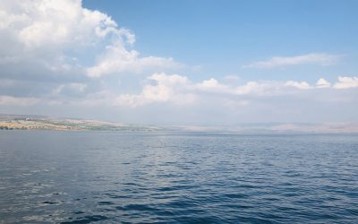 On the Shores of the Sea of Galilee