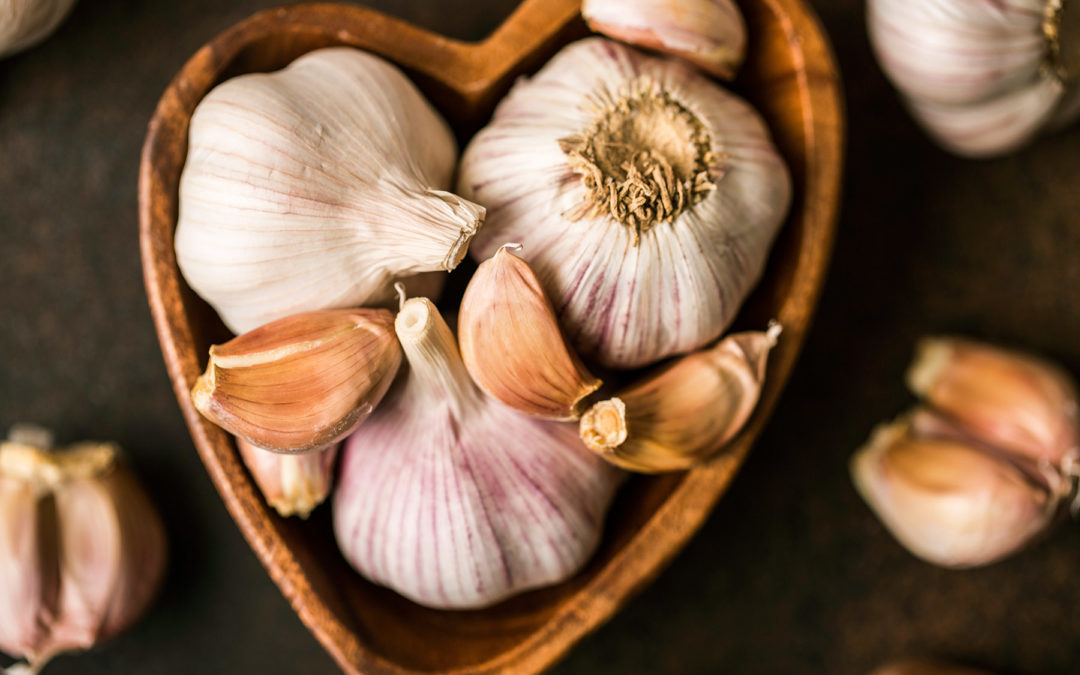 6 Benefits of Garlic