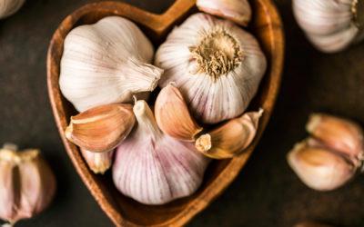 6 Benefits of Garlic