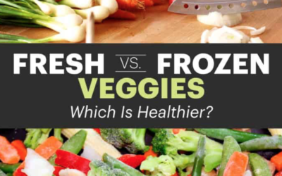 Frozen vs. Fresh Fruits & Vegetables: Which Is Healthier?