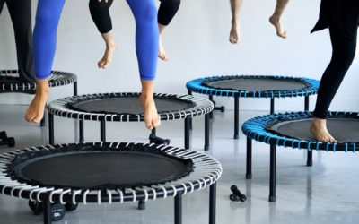 Bouncing Your Way to a Healthier Lymphatic System & More