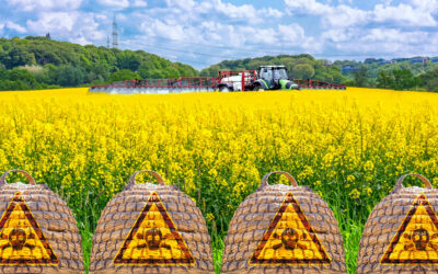 Re-thinking Round-Up and All Weed-Killers Containing Glyphosate